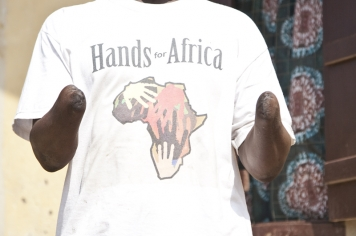 Fighting With No Hands: Sierra Leone 2011